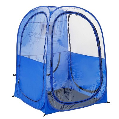 3.5' x 3.5' x 5' Weather-Proof Sports Pod Pop-up Tent - Alvantor