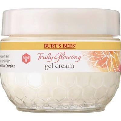 Burt's Bees Truly Glowing Gel Cream - 1.8oz