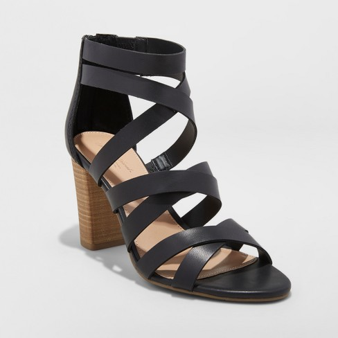 Women's Miranda Ankle Strap Sandals - Universal Thread™ - image 1 of 4