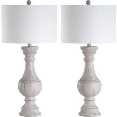 Savion Table Lamp (Set of 2)  - Safavieh