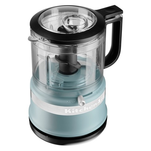 Kitchenaid 3 5 Cup Food Chopper Fog Blue Kfc3516mf Target