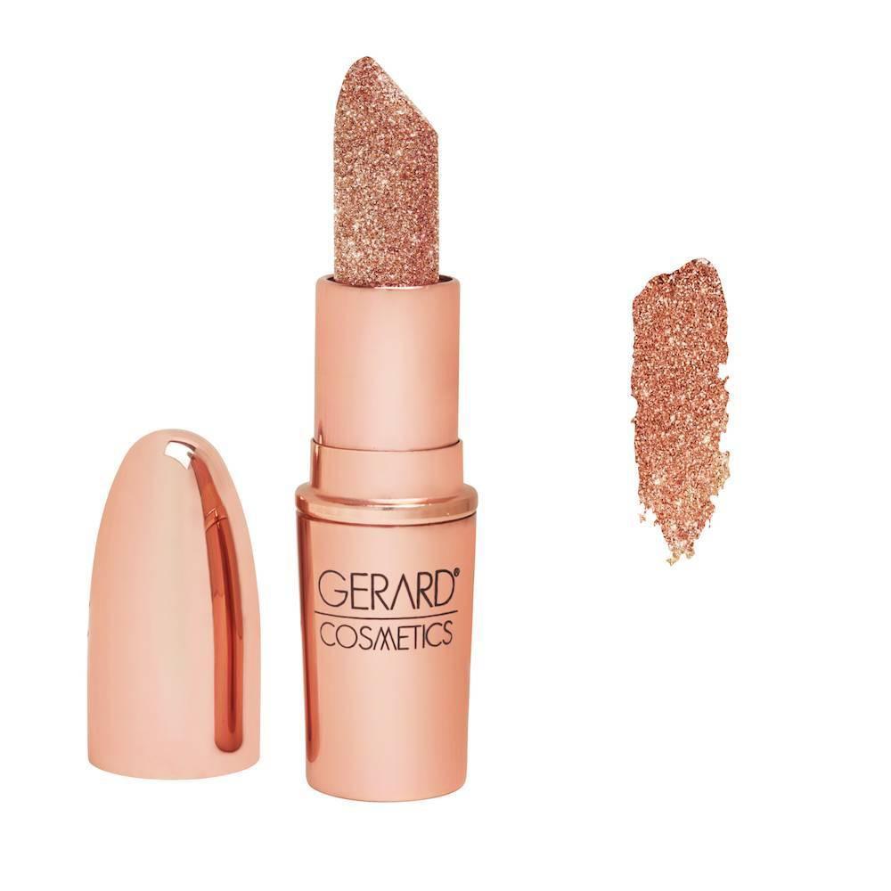 Gerard Cosmetics Glitter Lipstick Hollywood Blvd 0 14oz