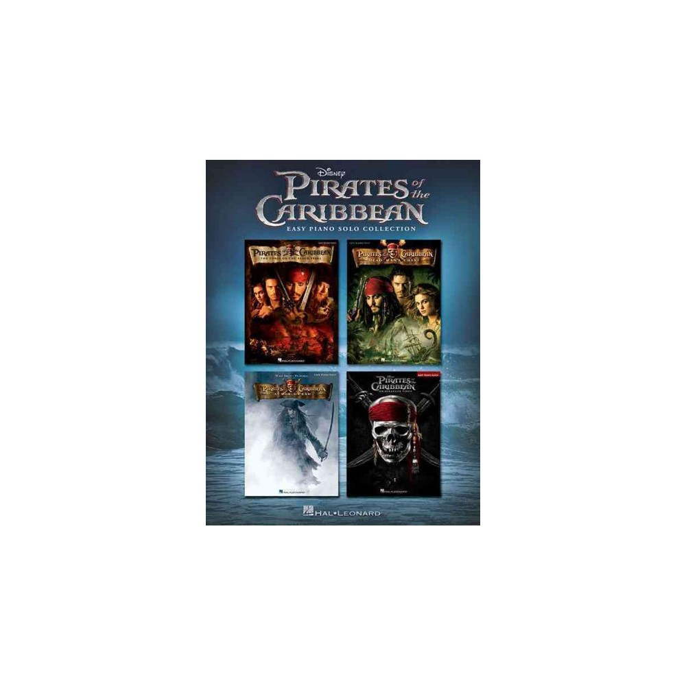 Pirates of the Caribbean : Easy Piano Solo Collection (Paperback)