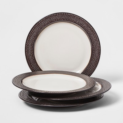 Barnet Bronze Dinner Plate 10.5  - Threshold™