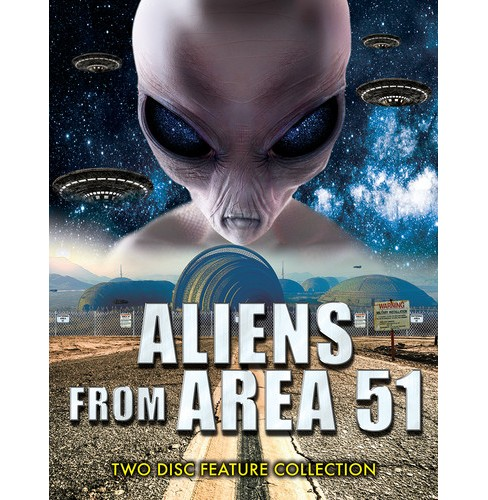 Aliens From Area 51 (DVD) - image 1 of 1