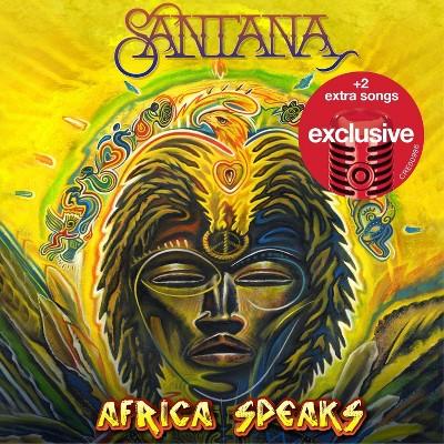 Santana - Africa Speaks (Target Exclusive) (CD)