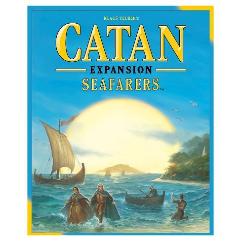 Catan Seafarers Board Game - image 1 of 1