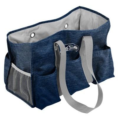 NFL Seattle Seahawks Crosshatch Jr Caddy Backpack