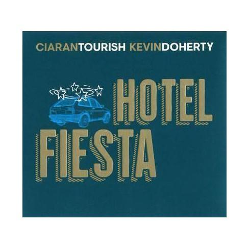 Ciaran Tourish - Hotel Fiesta (CD) - image 1 of 1