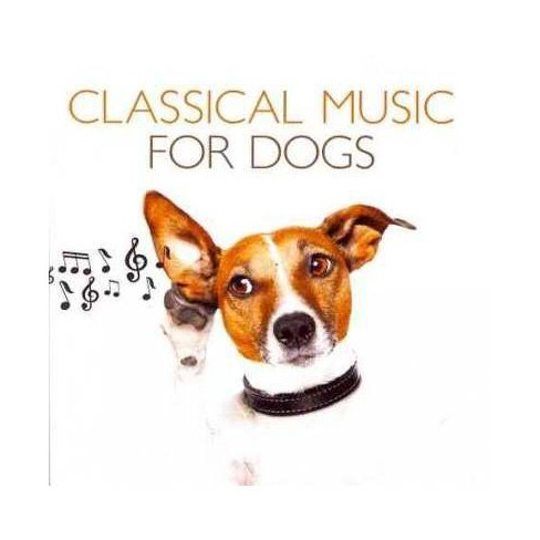 Bach - Classical Music For Dogs (CD) - image 1 of 1