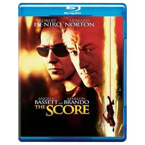 The Score (Blu-ray) - image 1 of 1