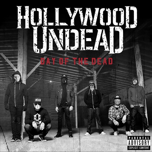 Hollywood Undead - Day of the Dead [Explicit Lyrics] (CD) - image 1 of 1