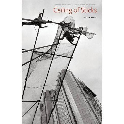 Ceiling of Sticks - (Prairie Schooner Book Prize in Poetry) by  Shane Book (Paperback) - image 1 of 1