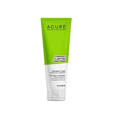 Acure Curiously Clarifying Conditioner - 8 fl oz