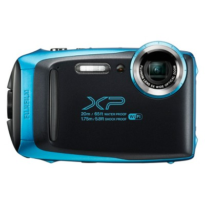 Fujifilm FinePix XP130 Digital Camera - Sky Blue (600019826)