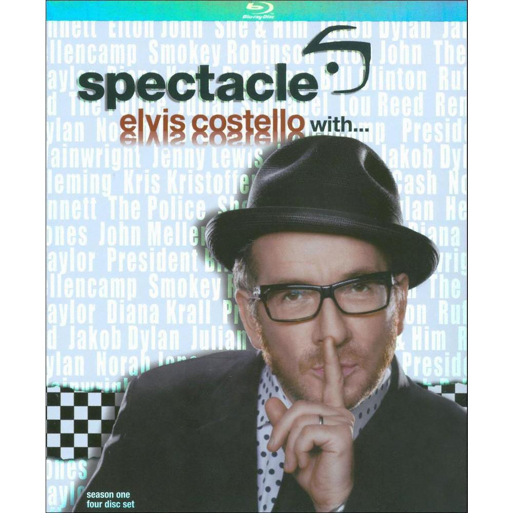 Spectacle:Season 1 (Blu-ray)