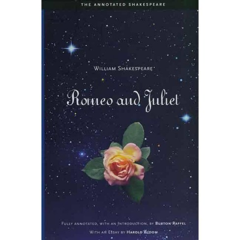 Romeo and Juliet - (Annotated Shakespeare) by  William Shakespeare (Paperback) - image 1 of 1