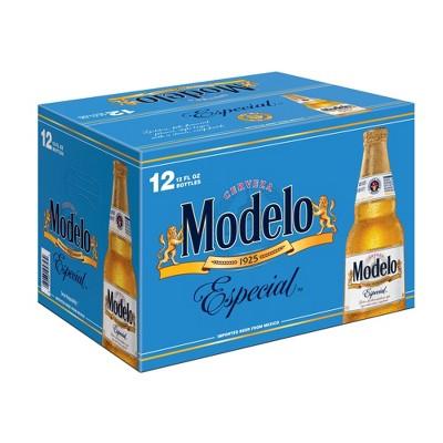 Modelo® Especial Beer - 12pk / 12oz Bottles
