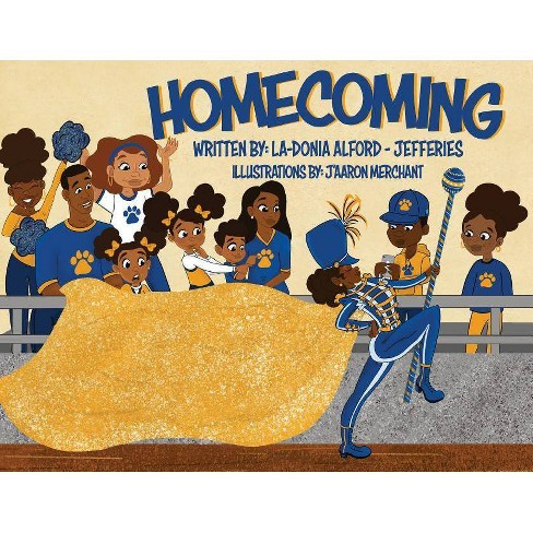 Homecoming - by  La-Donia Alford-Jefferies (Paperback) - image 1 of 1