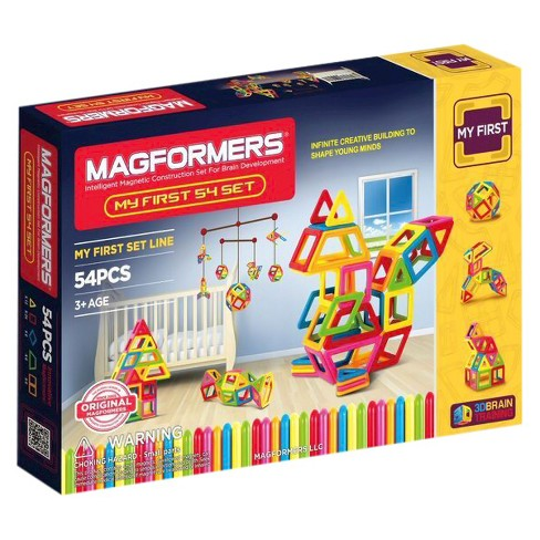 Magformers My First 54 PC Set - image 1 of 4