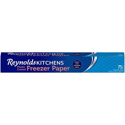 Reynolds® Plastic Coated Freezer Paper - 75sqft