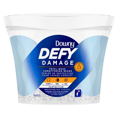 DownyDefyDamageTotal-Wash Unscented ConditioningBeads - 19.5oz