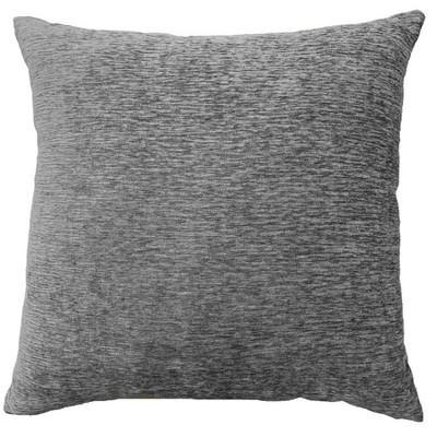 Square Chenille Pillow Gray - Threshold™