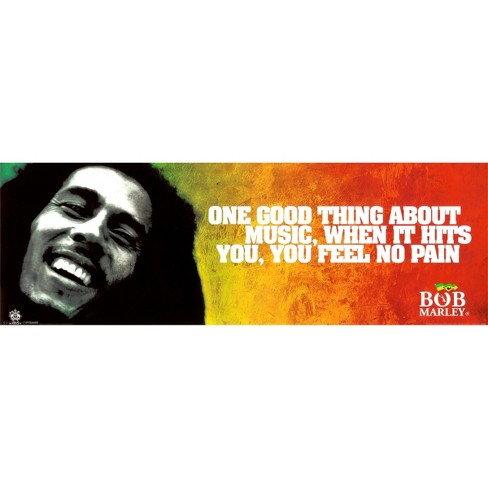 Art.com - Bob Marley Music Poster - image 1 of 2