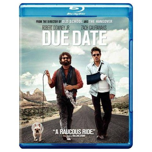 Due Date (Blu-ray) - image 1 of 1