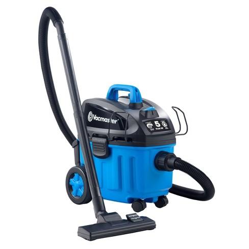Vacmaster 4gal 5 Peak HP Wet/Dry Vacuum Cleaner - image 1 of 4
