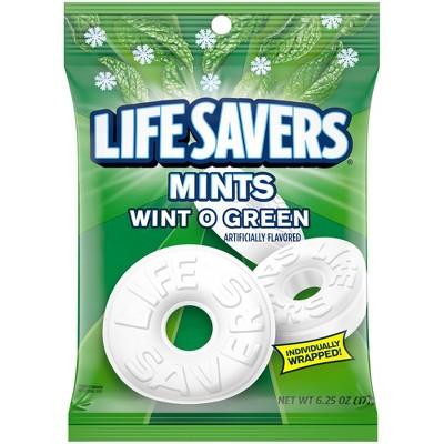 Life Savers Wint-O-Mint Candies - 6.25oz