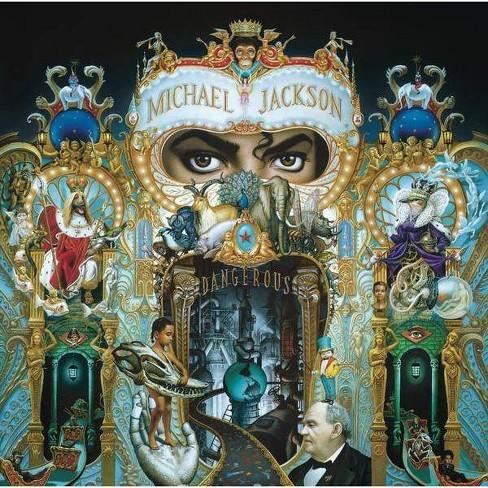 Michael Jackson - Dangerous (CD) - image 1 of 1