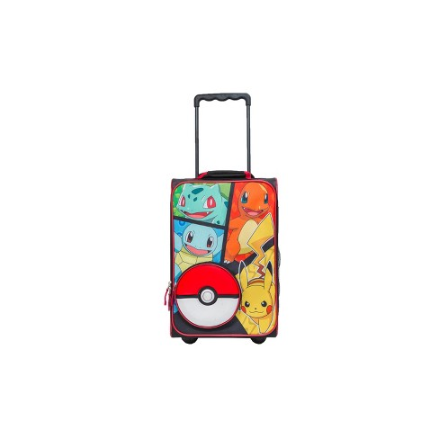 Pokemon Kids' Suitcase - Red/Blue/White - image 1 of 6