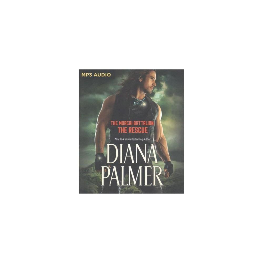 Rescue (MP3-CD) (Diana Palmer).