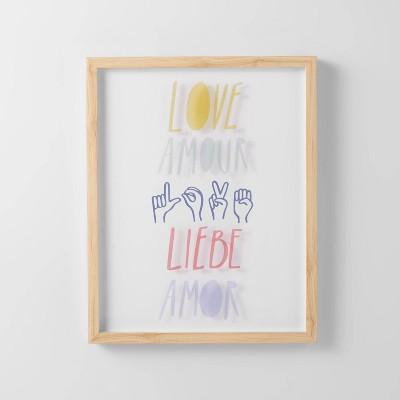 Love Wall Art - Pillowfort™