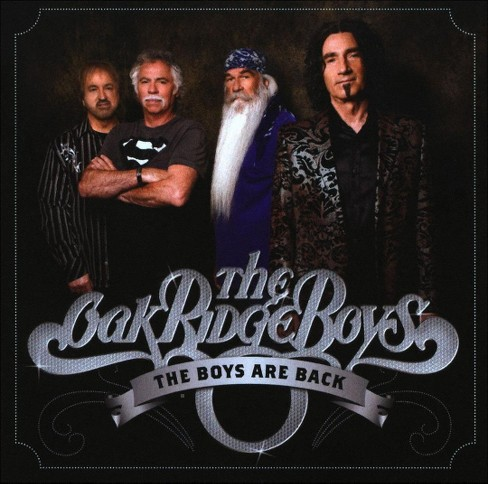 Oak ridge boys - Boys are back (CD) - image 1 of 1