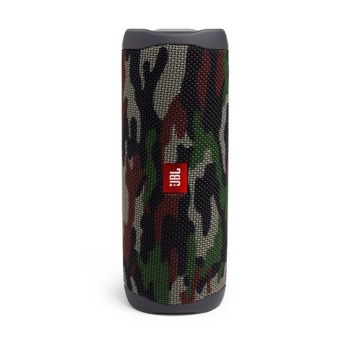 JBL Portable Waterproof Speaker Flip 5 - Camo : Target