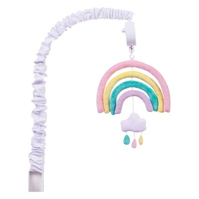 Trend Lab Musical Crib Mobile - Rainbow