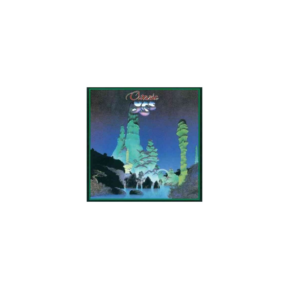 Yes - Classic Yes (CD), Pop Music