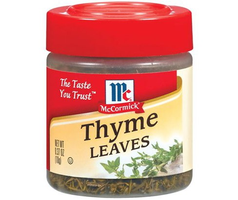 McCormick Thyme Leaves - 0.37oz - image 1 of 1
