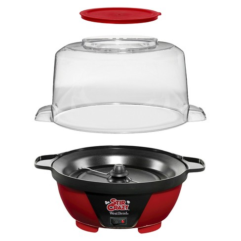 West Bend Stir Crazy Popcorn Maker Machine Target