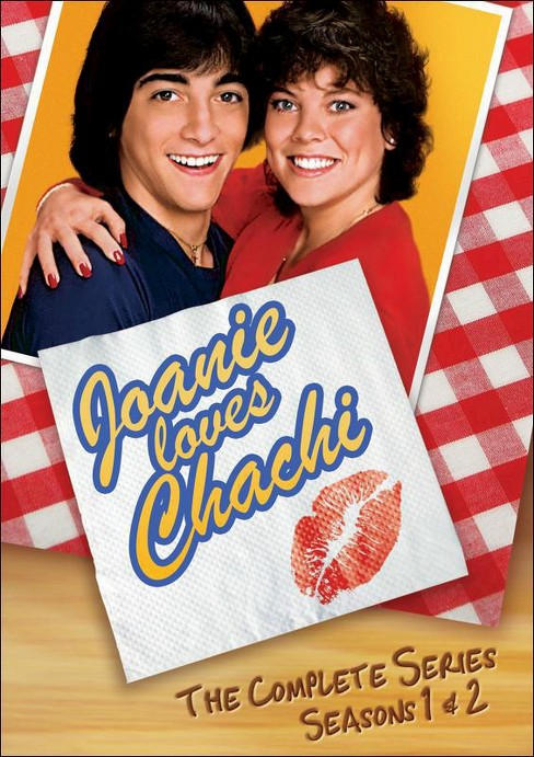 Joanie loves chachi:Complete series (DVD) - image 1 of 1