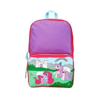 "Stranger Things 16"" Kids' My Little Pony Backpack - Purple/Green"