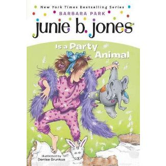 Junie B. Jones Is a Party Animal ( Junie B. Jones) (Paperback) by Barbara Park
