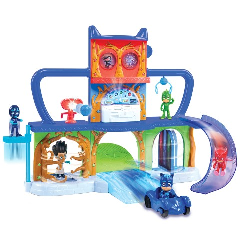 pj masks toy vehicle playsets target
