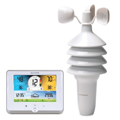 AcuRite 3 in 1 Weather Station with Wi-Fi Connection to 'Weather Underground'