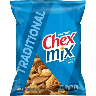Chex Mix Savory Traditional Snack Mix - 3.75oz