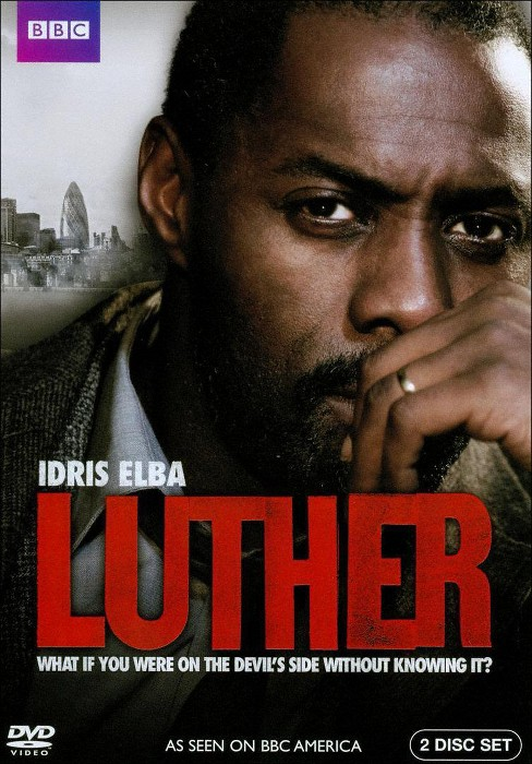 Luther:Series 1 (DVD) - image 1 of 1