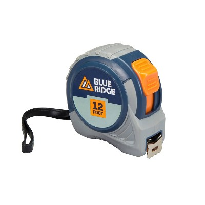 "Blue Ridge Tools 12"" Tape Measure"