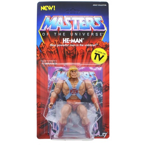 Vintage Masters Of The Universe He-man Masters of the Universe accessoire arme